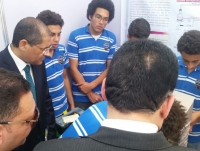 Earth day with faculty of science and alexandria university