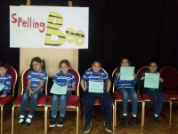 SPELLING BEE COMPETION